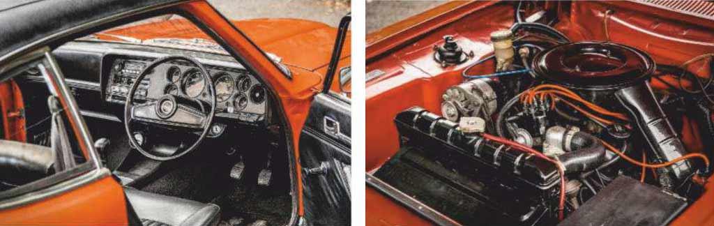 1973 Ford Capri MkI 3000GXL