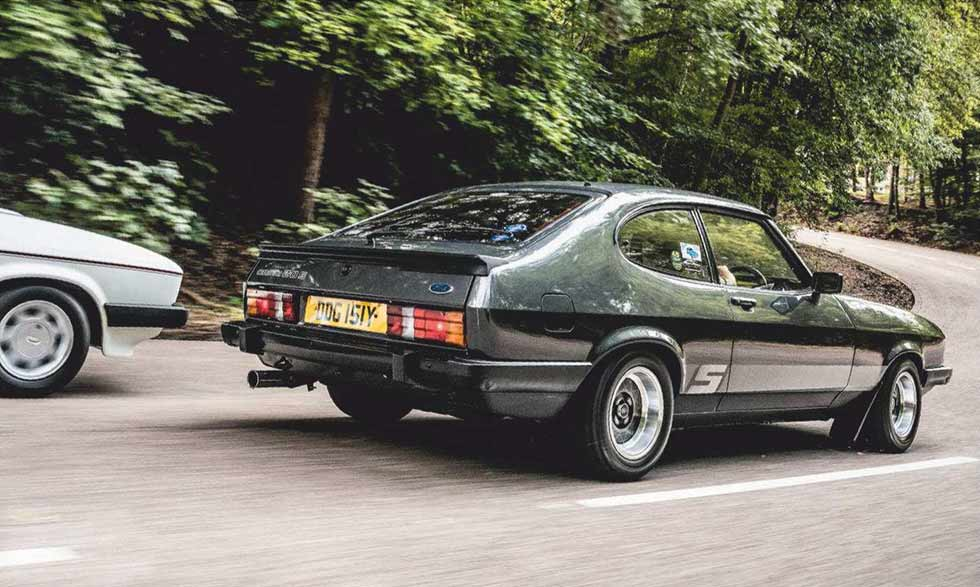 1983 Ford Capri MkIII 2.0S