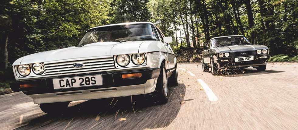 1987 Ford Capri MkIII 2.8i