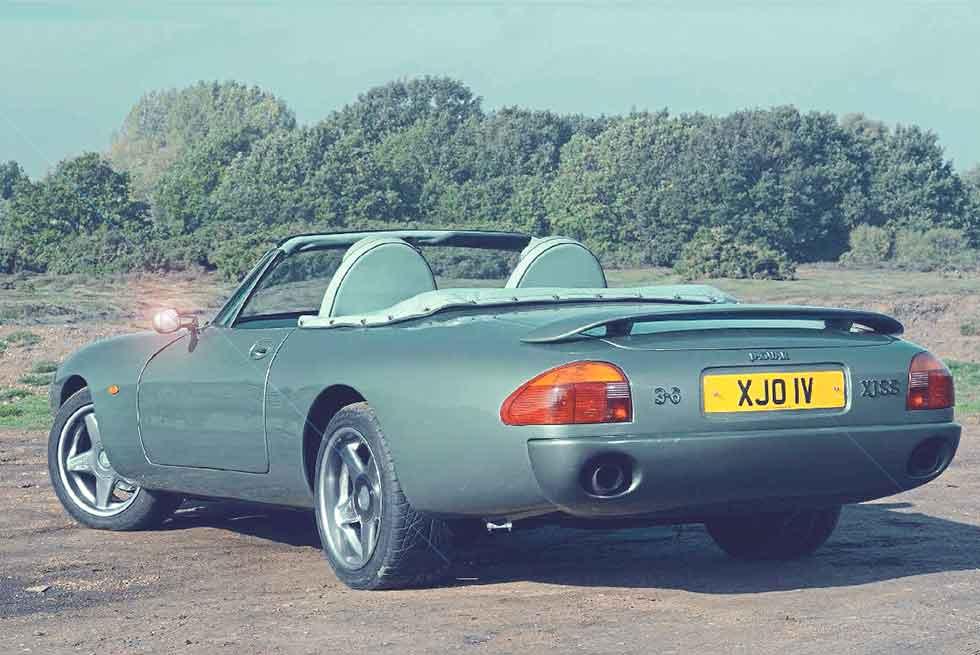 1987 Jaguar XJ-SS 3.6 manual - road test