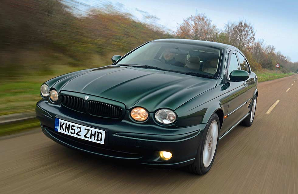 2002 Jaguar X-Type 2.5 Sport