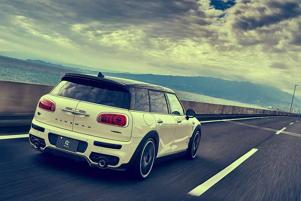 3D Design 2019 MINI John Cooper Works Clubman F54