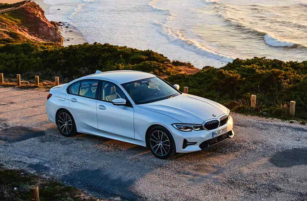 We drive the all-new diesel 3-Series 2020 BMW 320d Steptronic G20