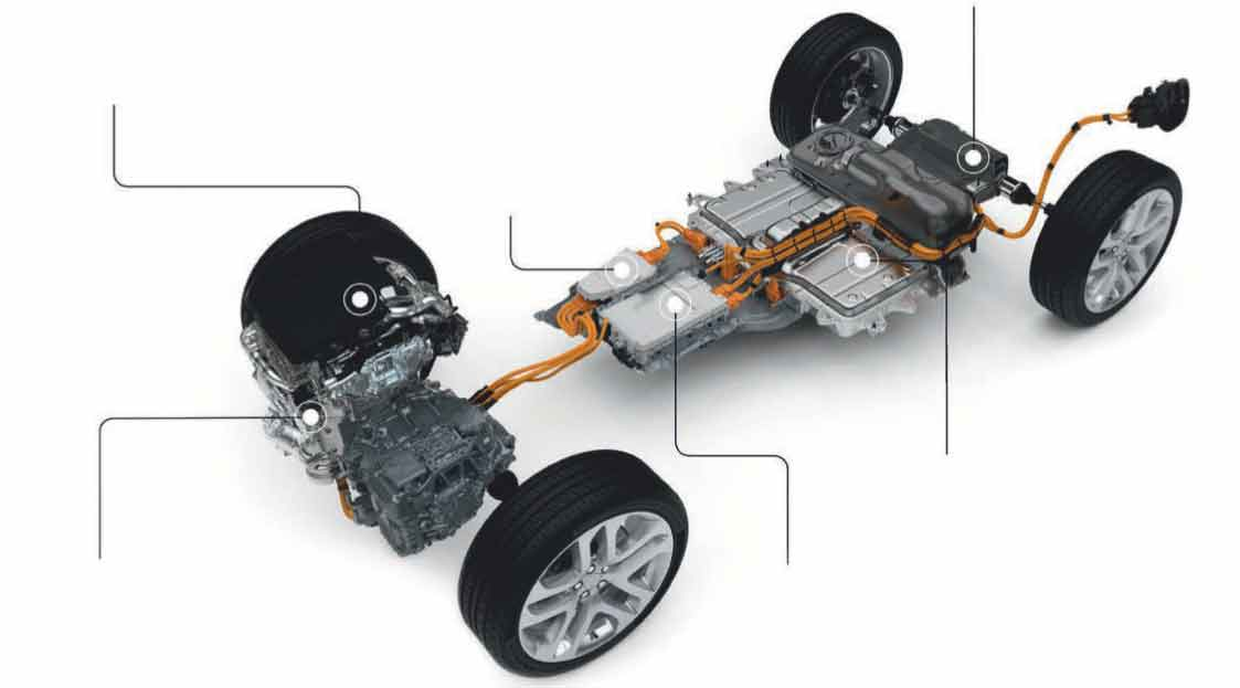Under the skin of 2020 plug-in hybrid Evoque