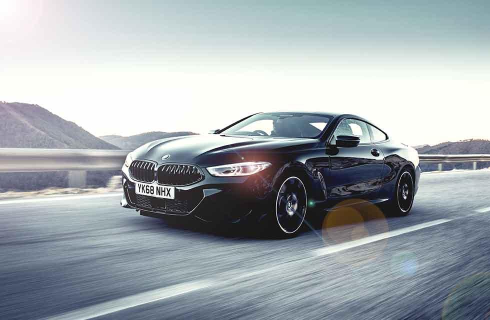 2020 BMW 840d xDrive G15