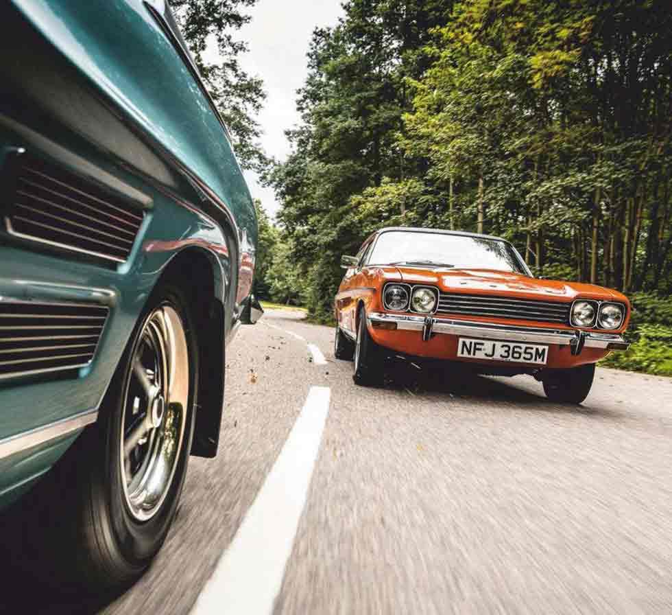 Verdict The Big Test Ford Capri at 50