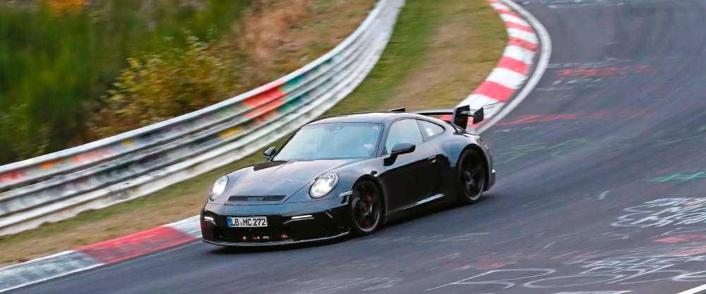 2020 Porsche 911 GT3 992
