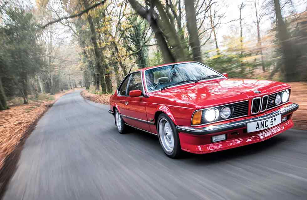 Charlie Magee 1986 BMW M635CSi E24