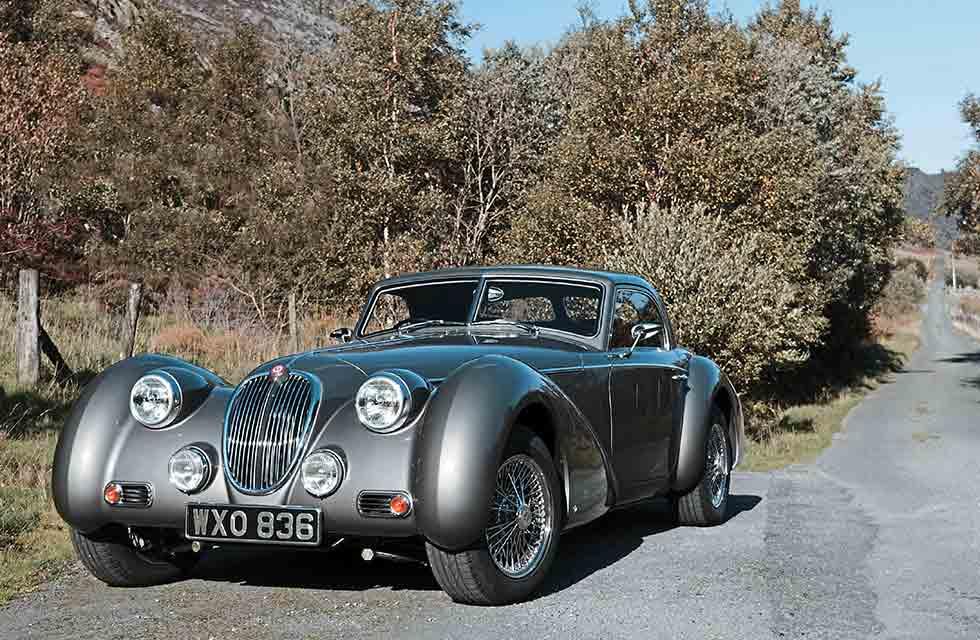 Modified Jaguar Royale Special