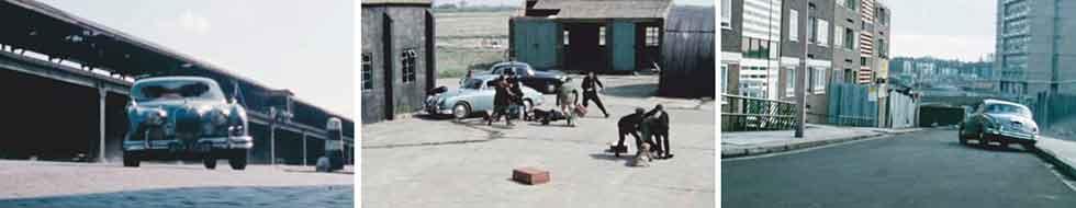 Robbery the ultimate Jaguar Mk2 film