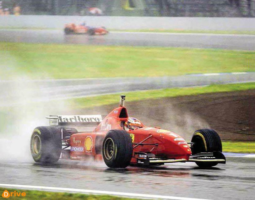 Greatest Races - Michael Schumacher's win in the 1996 Formula 1 Spanish GP
