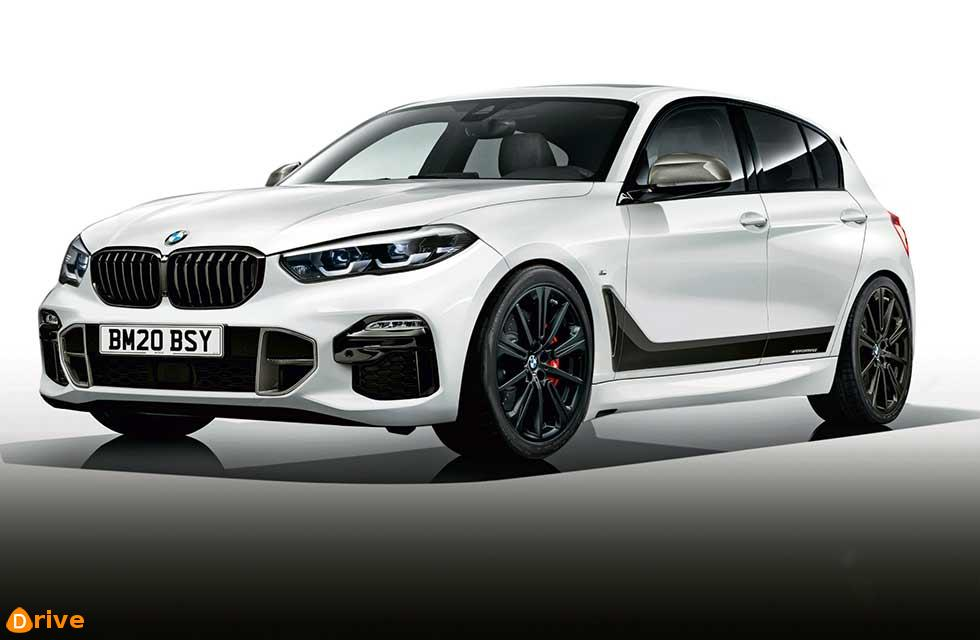 Front-wheel-drive 1 Series: all-new take on baby BMW