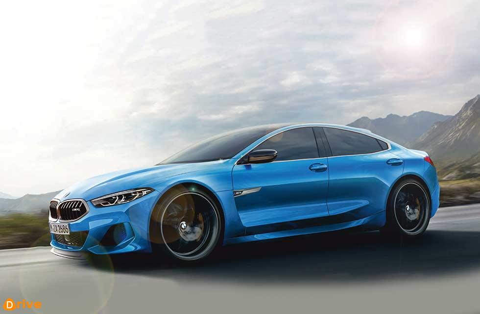 2020 BMW M4 Gran Coupé imagined by Drive-My