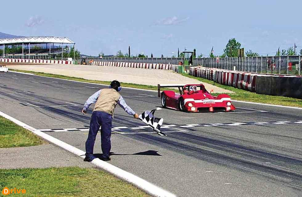 Ferrari 333SP - F50's circuit sister added new meaning to endurance racer