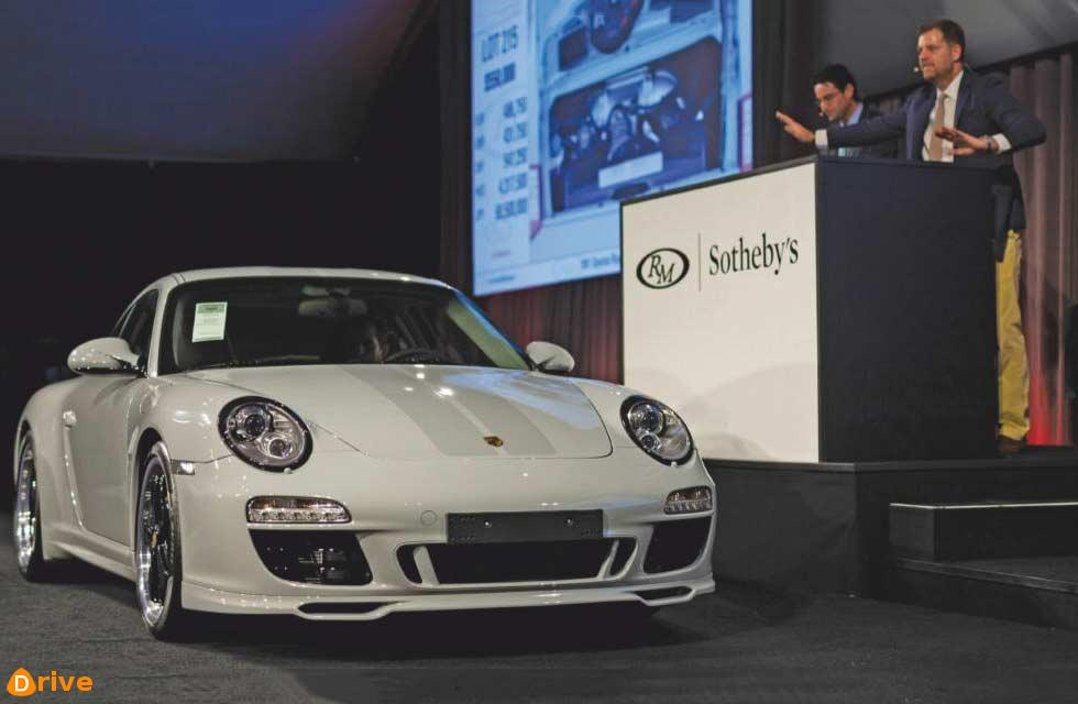 Exclusive 911s get 2019 auction season off to a flyer