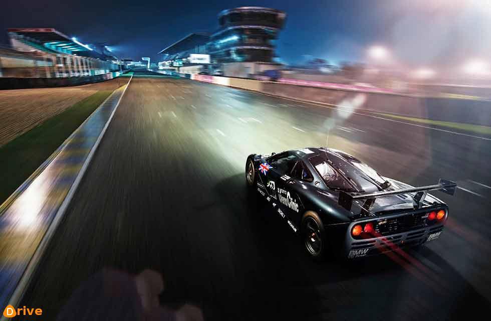 How about a Le Mans McLaren?
