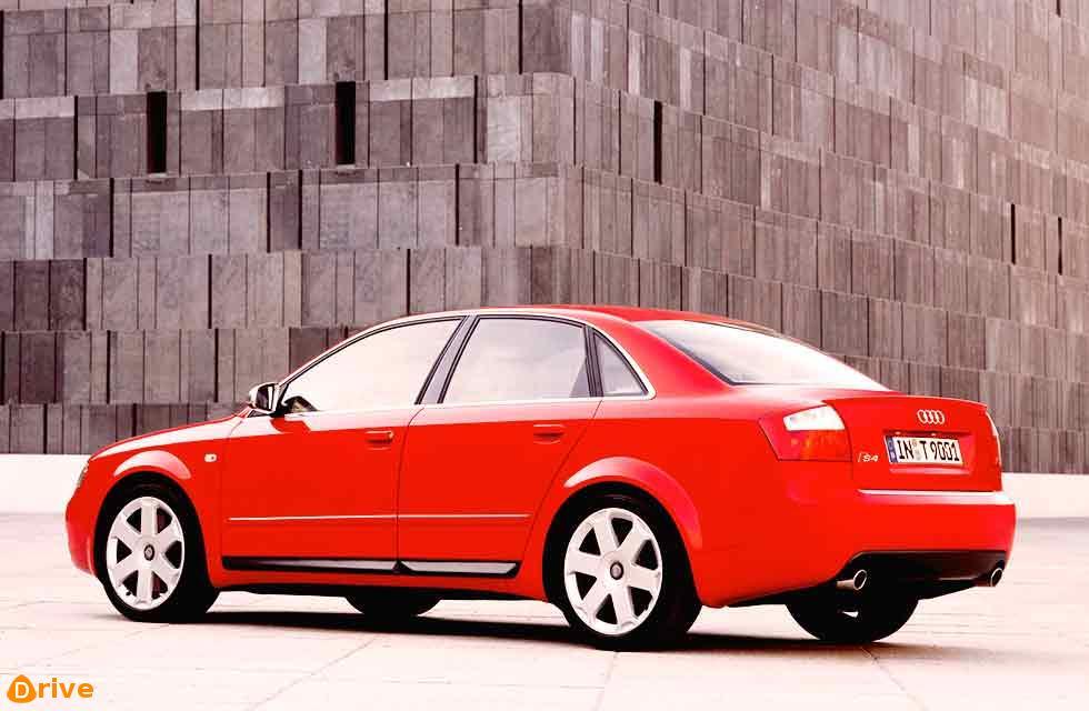 Appreciating Depreciation Audi S4 B6