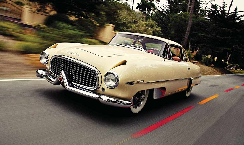 1954 Hudson Italia / Mark Dixon / DRIVEN