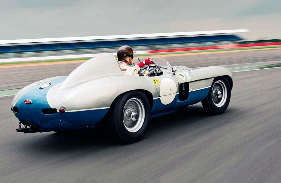 Paul Harmer - 1955 Ferrari 750 Monza Speciale