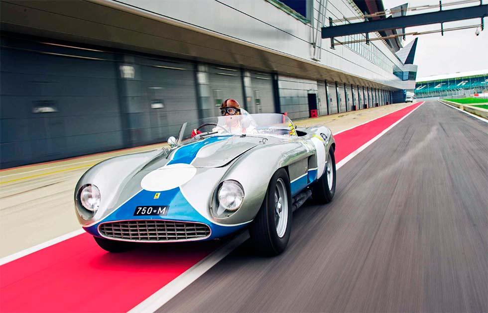 1955 Ferrari 750 Monza Speciale - road and track test