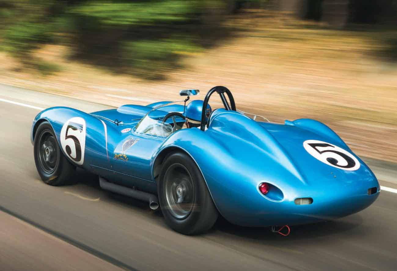 1958 Scarab Roadster Mk1 sports-racer