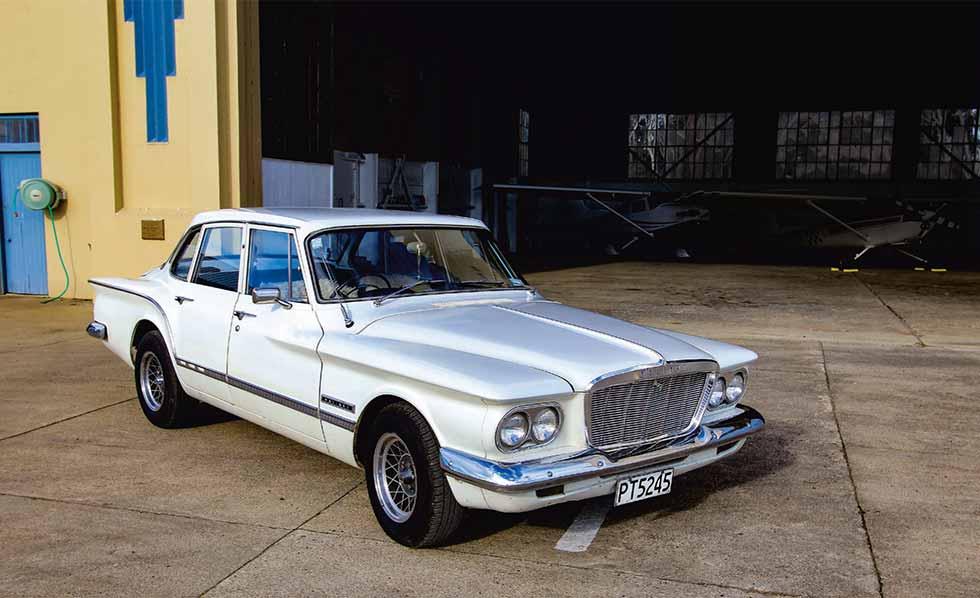 1962 Chrysler Valiant R-Series