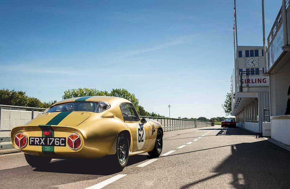 1964 Ian Walker Racing Lotus Elan Coupe