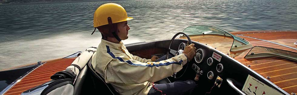 1963 San Marco Runabout