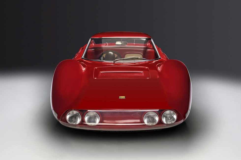 1965 Ferrari Dino Berlinetta Speciale
