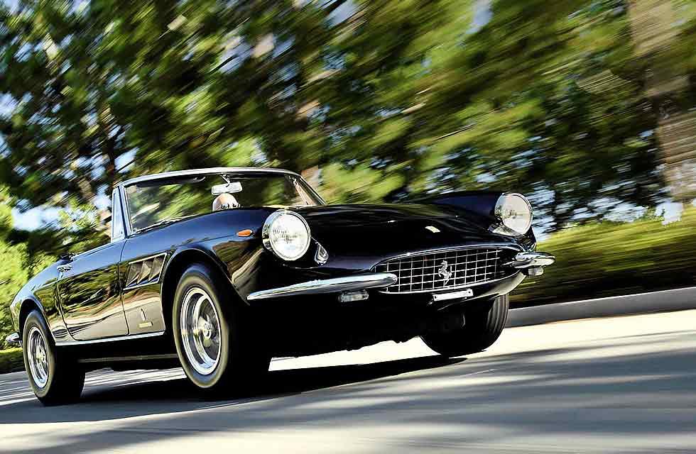 1967 Ferrari 330 GTS, chassis #10703