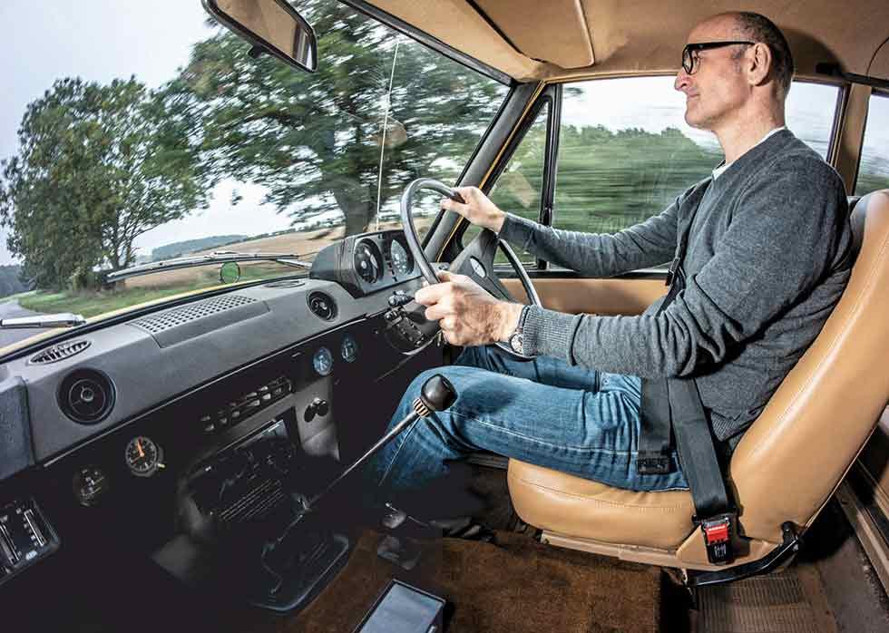 1973 Range Rover Suffix C