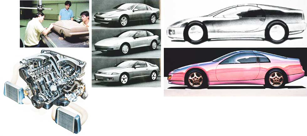 30 years of the Nissan 300ZX Z32