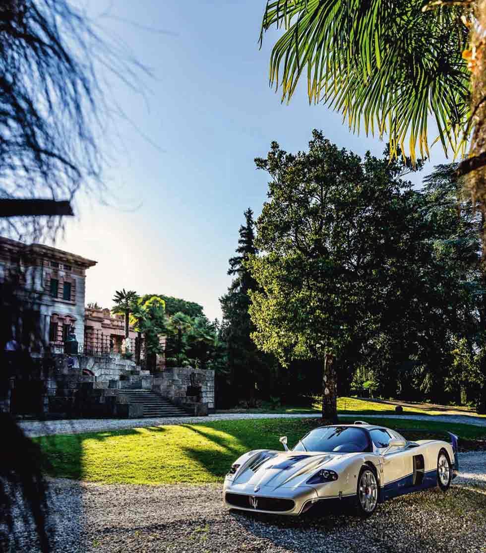 2005 Maserati MC12 Stradale - road test