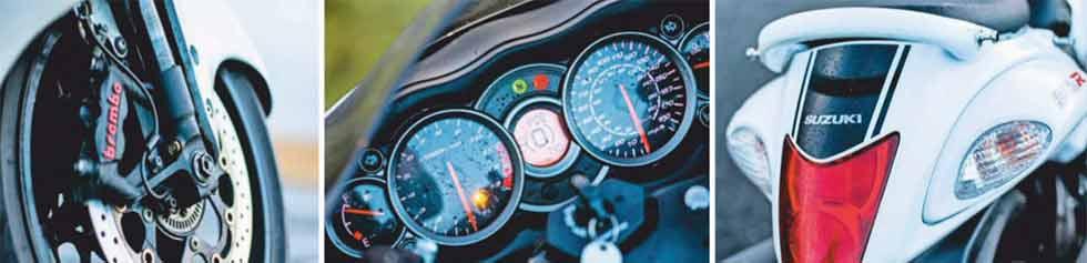 2019 Suzuki GSX1300R Hayabusa - road test