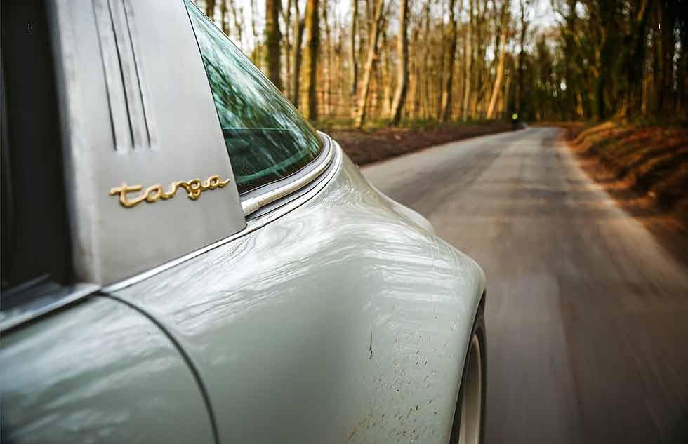 2018 Porsche 911 Targa RSR