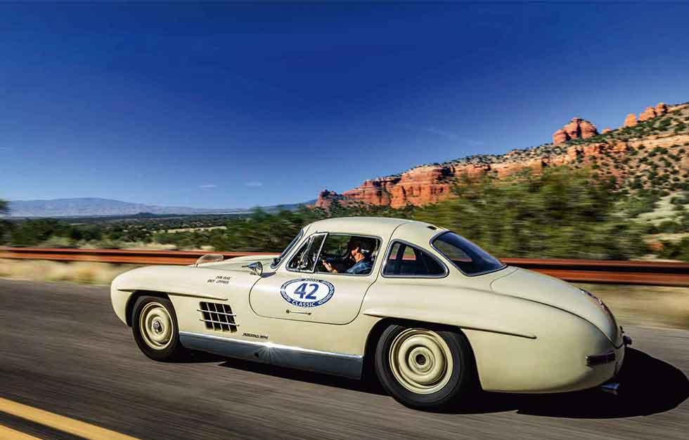 1955 Mercedes-Benz 300 SL Gullwing W198