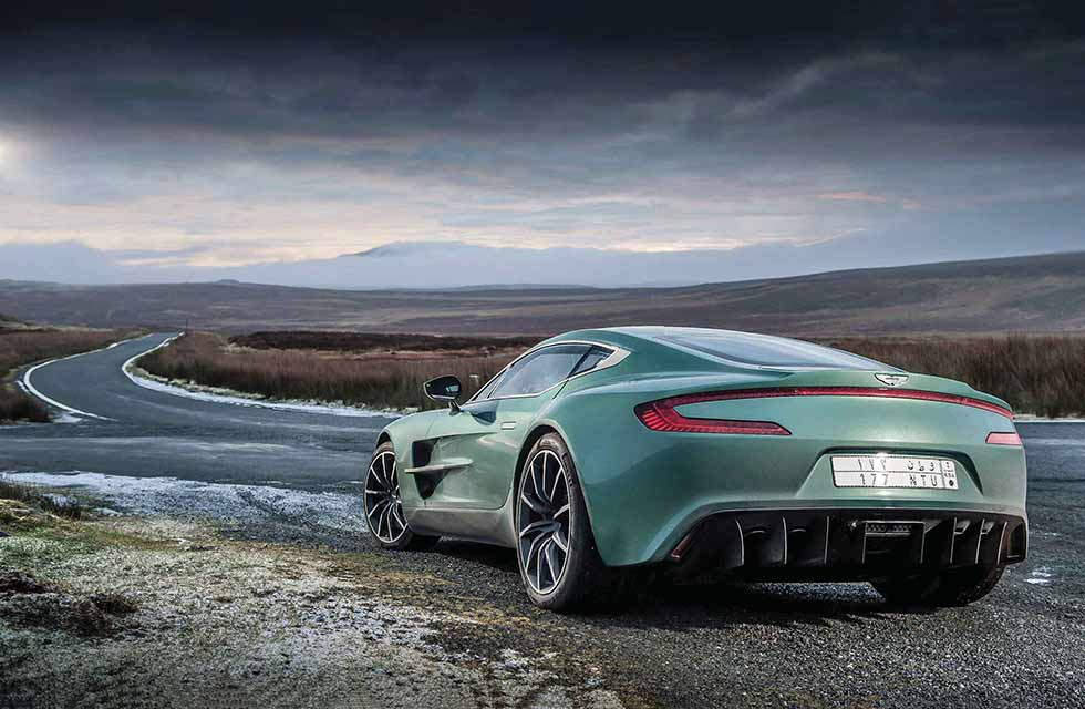 Aston Martin's £1.2million hypercar