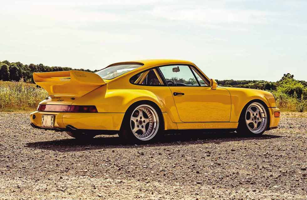 1993 Porsche 911 Carrera RSR 3.8 964