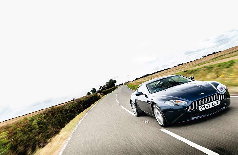2005 Aston Martin V8 Vantage 4.3 - road test