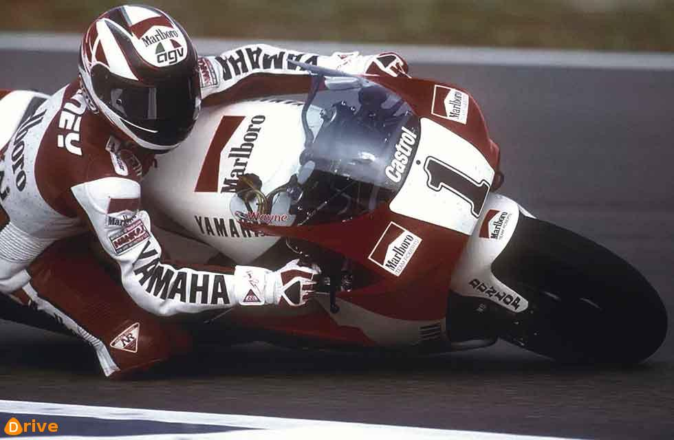Wayne Rainey 1990-1992 500cc World champ