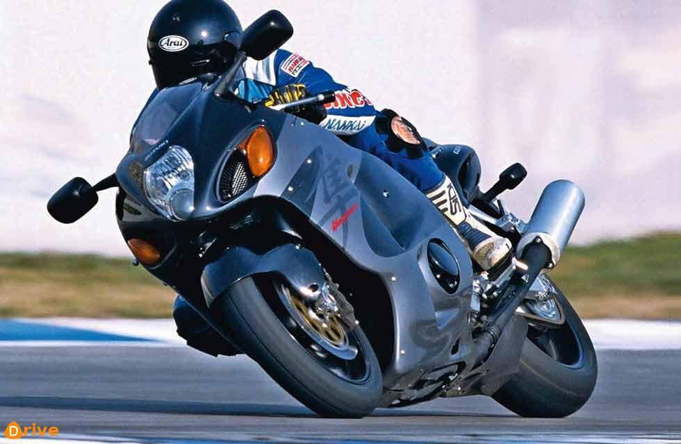 Suzuki GSX1300R's