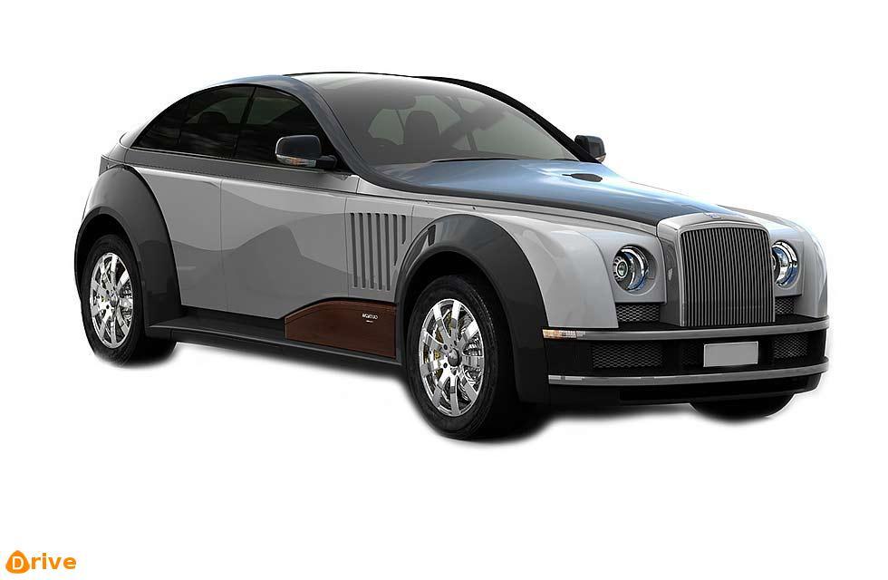 Castagna Imperial Landaulet Concept '2006