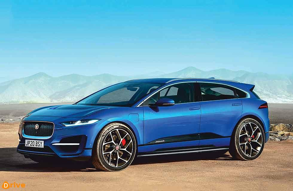 New Jag J-Pace