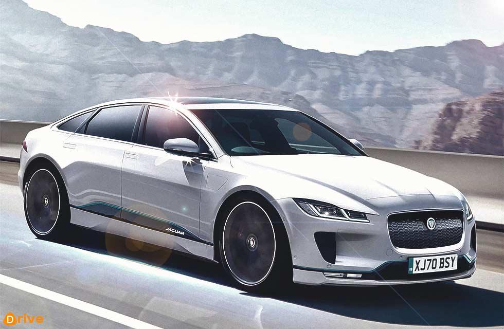 Jaguar top-secret plan to make Jag EV-only Tesla rival