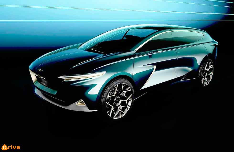 Lagonda All-Terrain Concept is Aston's posh electric SUV