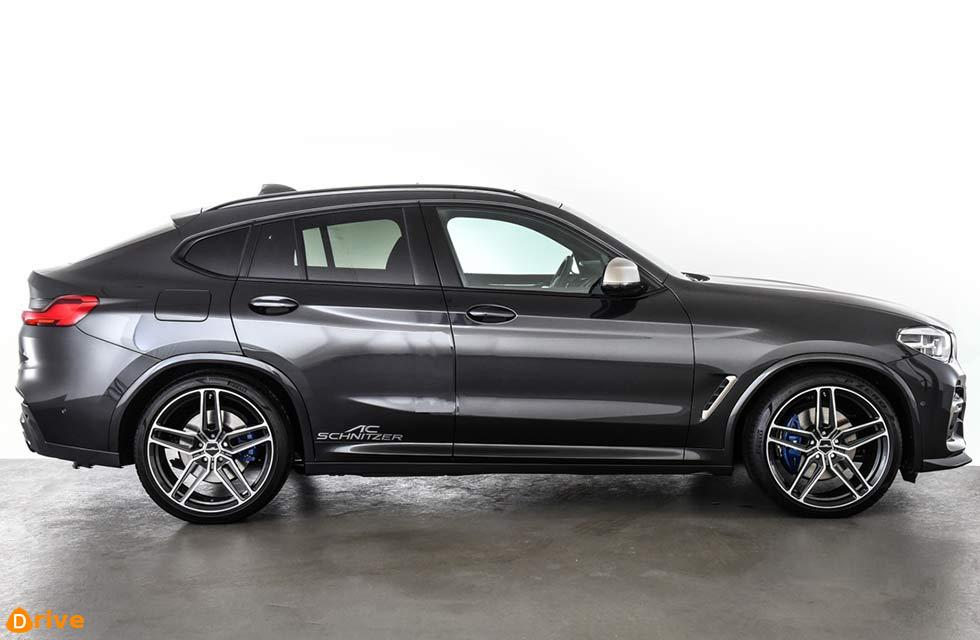 AC Schnitzer BMW X4 G02