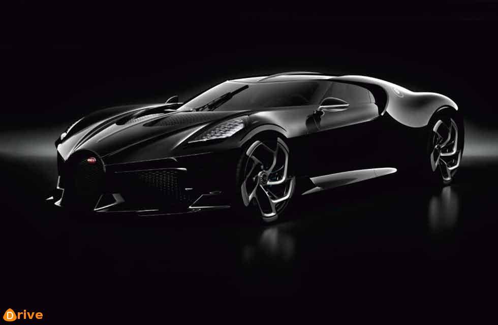 La Voiture Noire: the €11m Bugatti supercar that no-one can buy