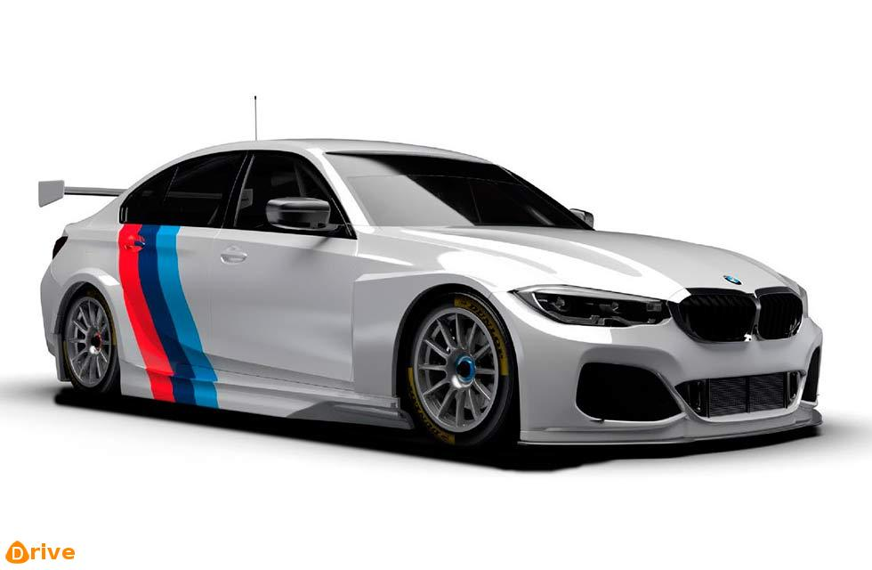 BMW 3 Series (G20) Returning to Race in British Touring Car Championship (BTCC)