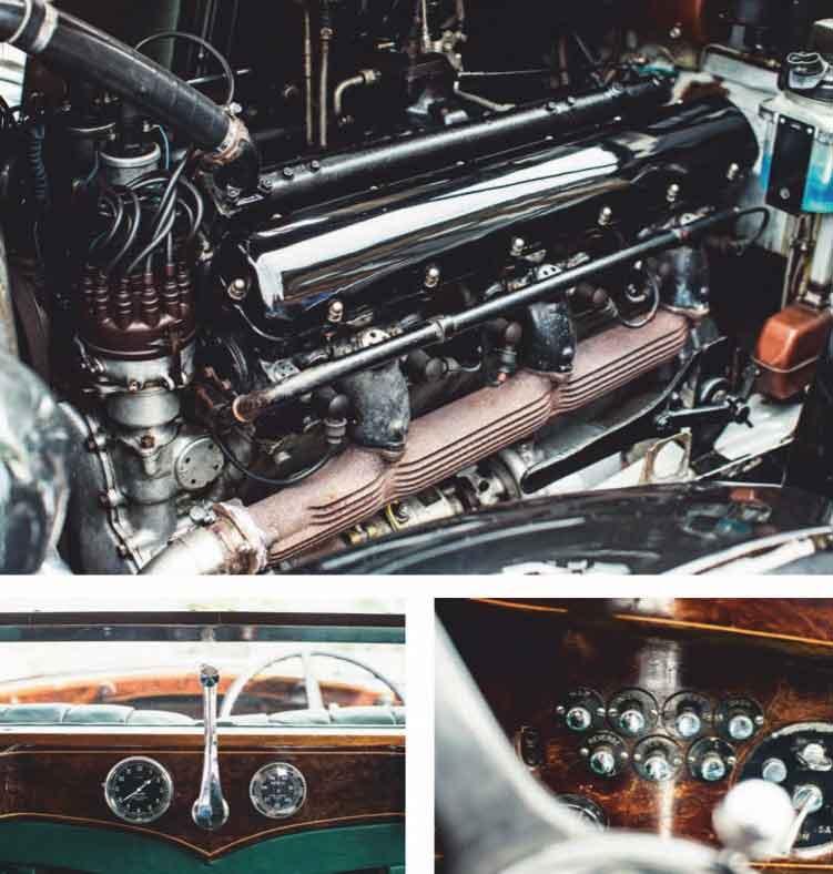 1936 Rolls-Royce Phantom III Touring Limousine