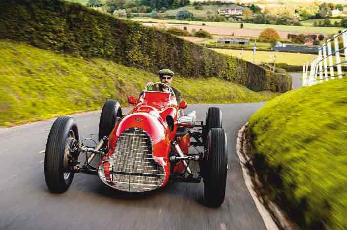 1948 Alvis Goodwin Special - road test